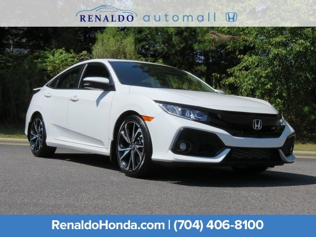 Certified Pre Owned Honda >> Certified Pre Owned 2019 Honda Civic Si