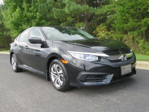 Perfect Pre Owned 2016 Honda Civic LX