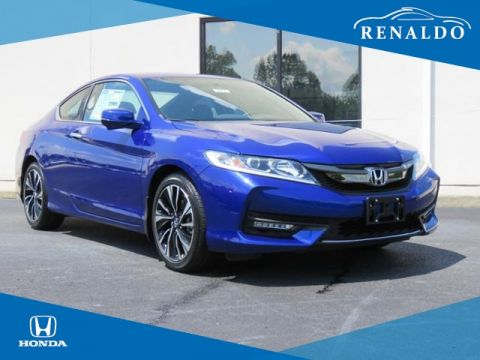 New 2017 Honda Accord EX