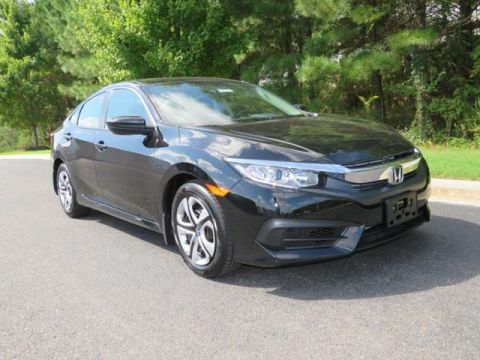Exceptional New 2018 Honda Civic LX