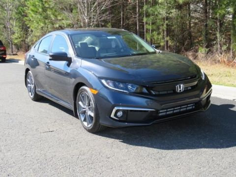 New 2019 Honda Civic EX